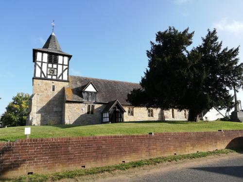Image of Defford Church